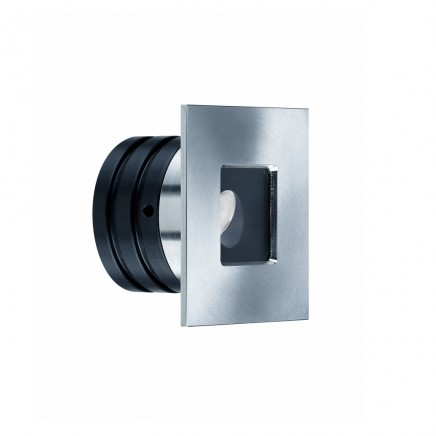 LD47 Low Glare Tilted Interior/Exterior Wall or Step Light