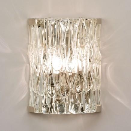Morillon Glass Wall Light (IP20)