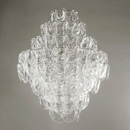 Sorbonne Glass Chandelier