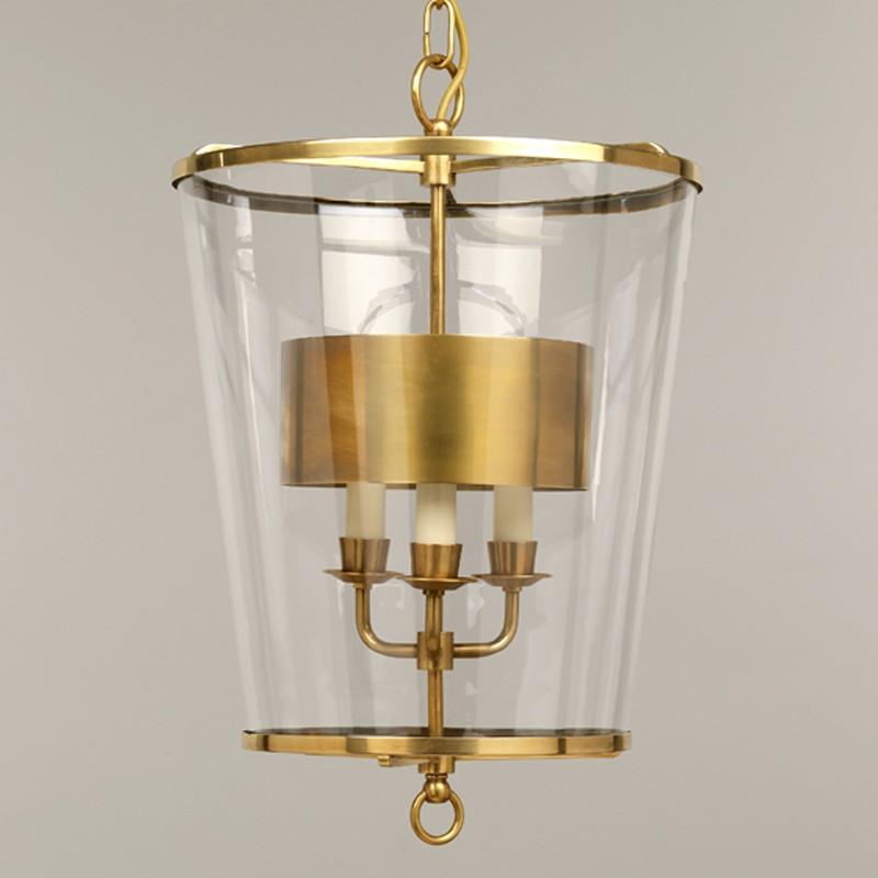 Zurich Lantern With Metal Shade Lighting Products