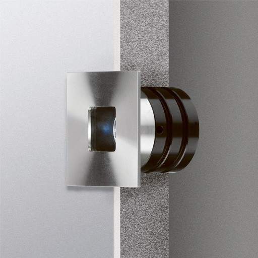 Internal Recessed Wall Lights : LD45 LED wall light - Recessed Wall Lights - Products