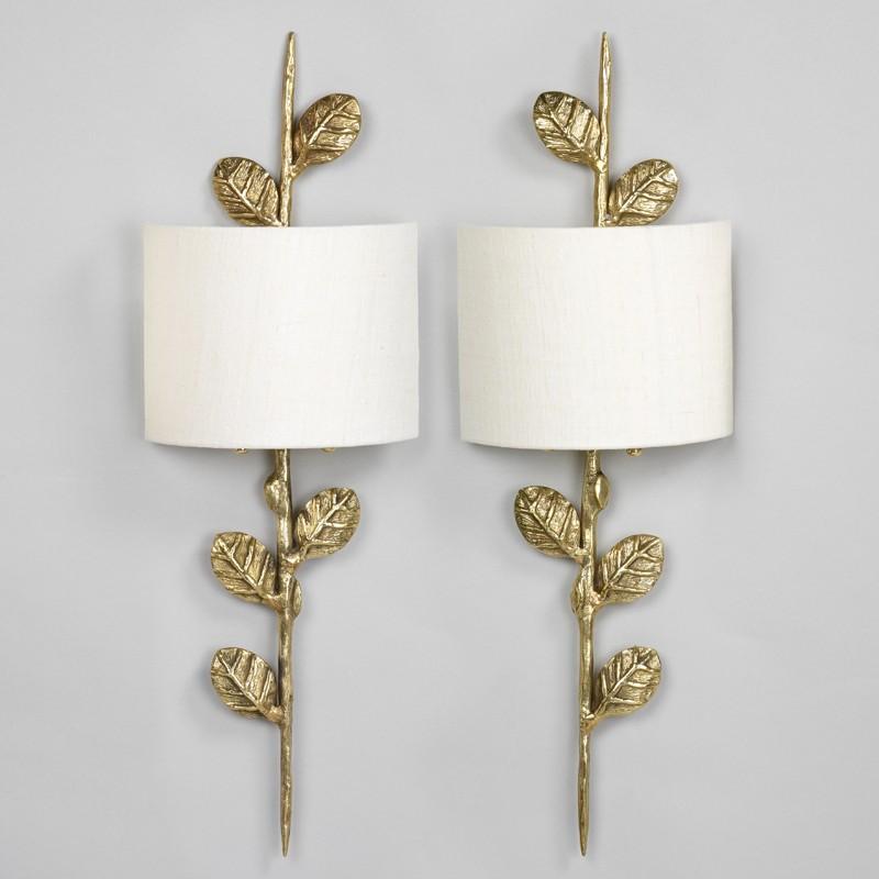 Wall Lamp Shades Designs : Wall Lights With Lamp Shades - Home Design Interior