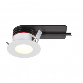LD74SR-OP Ultra shallow downlight with an opal diffuser