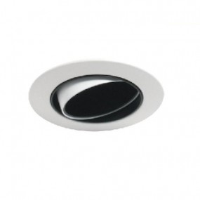 Micron Recessed Adjustable Downlight. One Available.