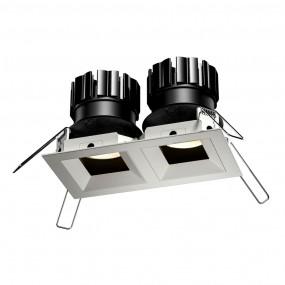 Riva Twin LED downlight