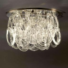 Rouen Flush Ceiling Light