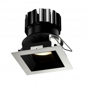 Vira Adjustable Square LED downlight