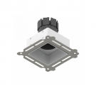 Shadowline Detail Tilt & Rotate Trimless LED downlight