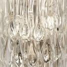 Morillon Glass Wall Light (IP44)