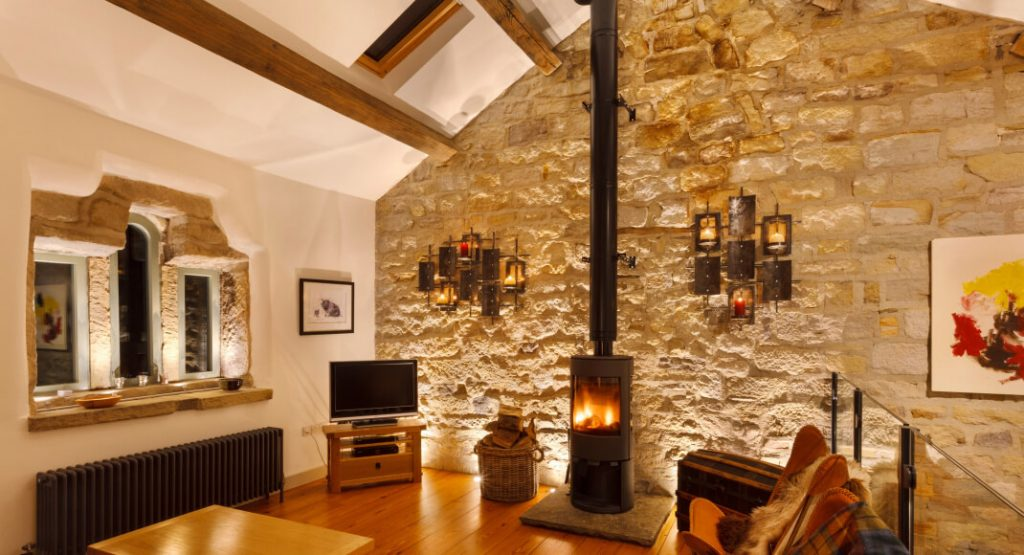Warm And Cosy Barn Lighting A New Photo Case Study Brilliant Lighting