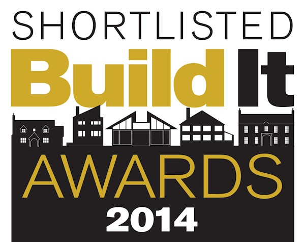 Shortlisted for the 2014 Build It Awards