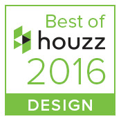 Best of Houzz Design Award 2016 Badge