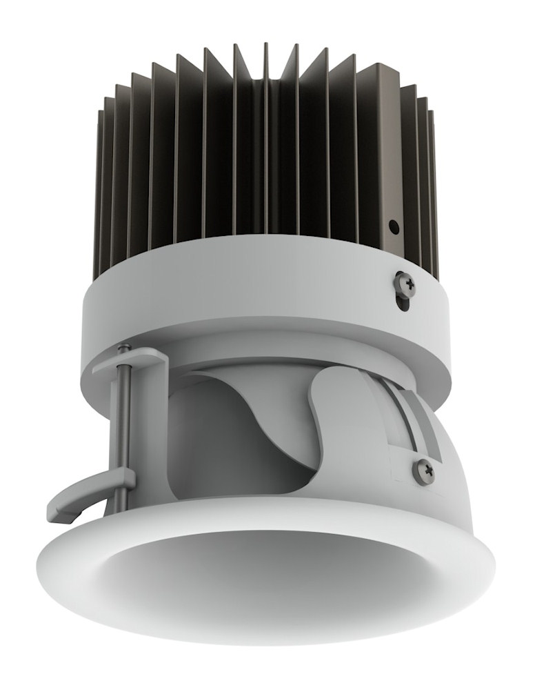 Example of modern quality LED light fitting