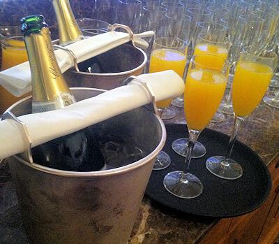Bucks Fizz at out 10th Anniversary breakfast event at Bettys, Harrogate