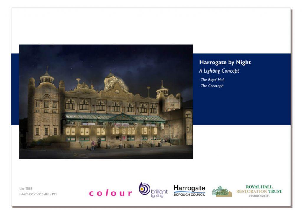 Harrogate by Night - A Lighting Concept