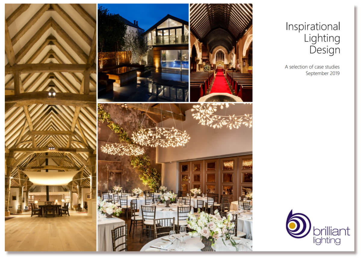Inspirational Lighting Design, a selection of case studies