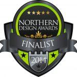 Northern Design Awards 2014 - Finalist