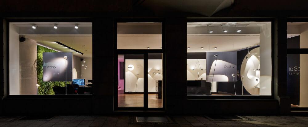 The Occhio Store in Munich