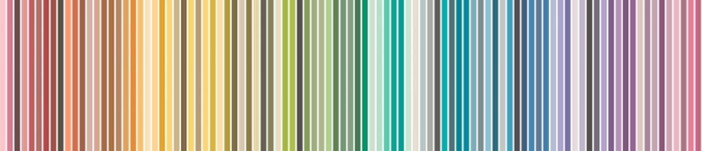TM-30-15 colour evaluation samples